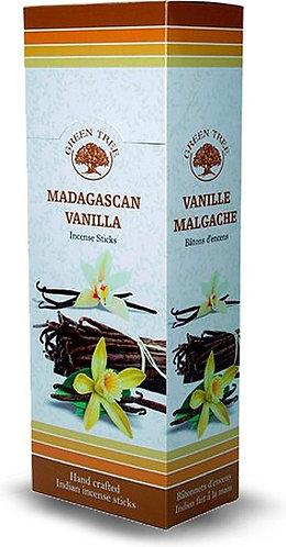 Madagascan Vanilla (Vanille) Räucherstäbchen