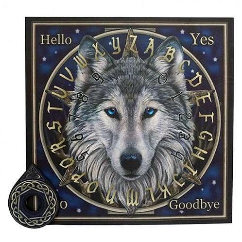 Ouija Board Wolf Spirit