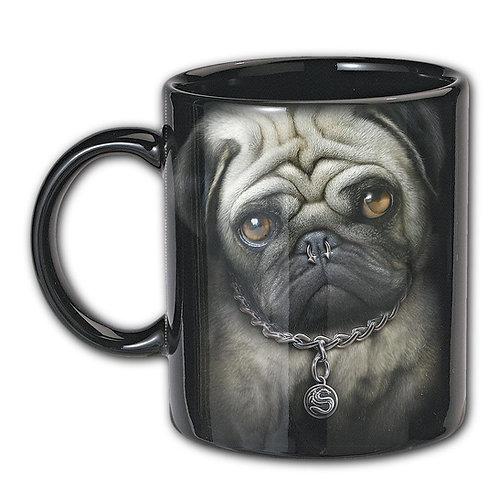 Pug Life - Keramiktasse 0,3 L