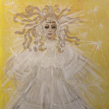 Weihnachtsfee Lucia/Christmas Fairy Lucia