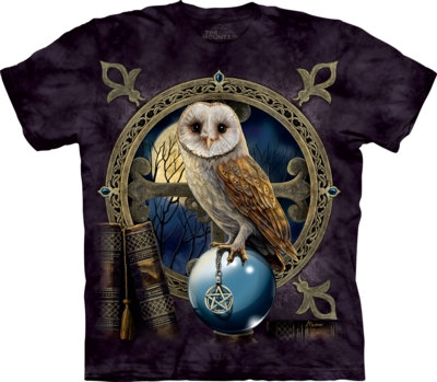 The Mountain Spellkeeper Owl Lisa Parker T Shirt