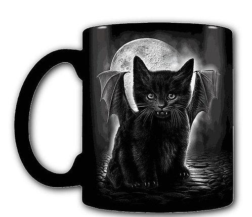 Bat Cat - Keramiktasse 0,3 L