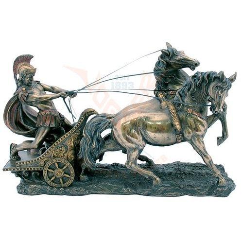 Römer im Streitwagen