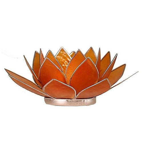 "Lotus-Licht ""Orange"""