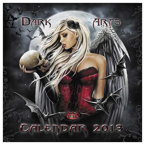 Dark Arts Kalender 2013