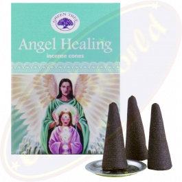 Angel Healing Räucherkegel