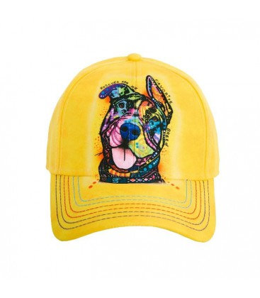 Favourite Breed Baseball Cap Yellow The Mountain