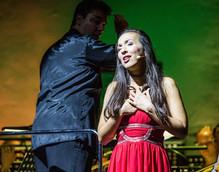 Sopranistin Caroline Adler