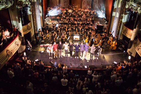 Einshoch6 mit dem Philharmonischen Orchester Bern