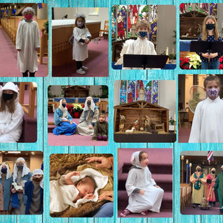 Christmas Pageant 2020