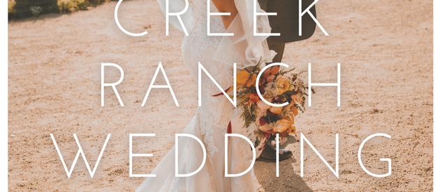 Stemple Creek Ranch Wedding | Tomales Bay, CA