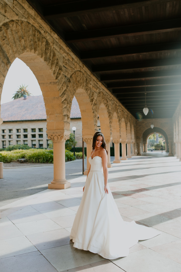 Stanford Wedding Northern Grace Photogra