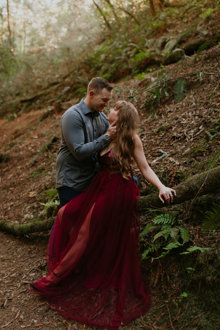 Northern Grace Photography Engagements