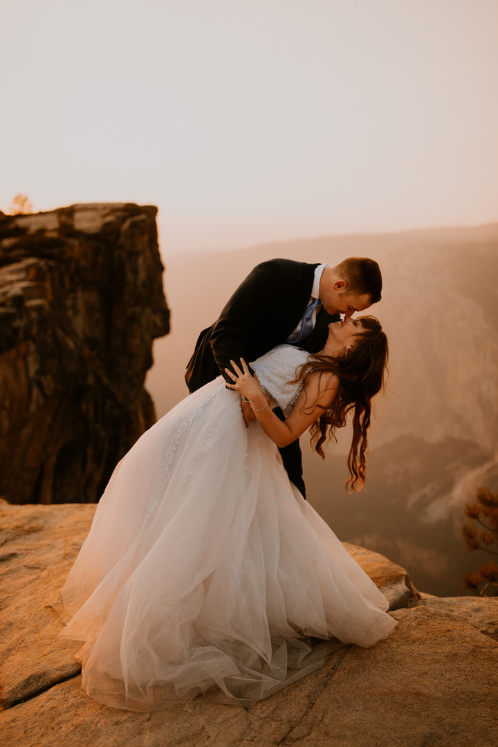 Yosemite Wedding Northern Grace Photography