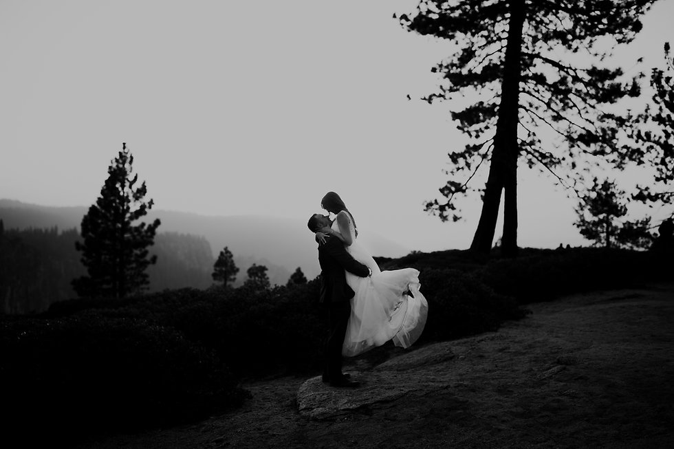 Yosemite Elopement Northern Grace Photog