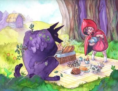 Storybook picnic