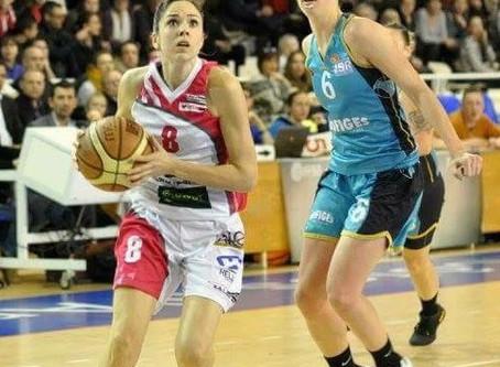 Basket NF2 : Ruaudin chute à Trégueux