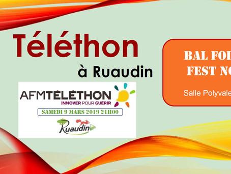 2 groupes de musiciens ruaudinois pour un grand bal gratuit le 9 mars