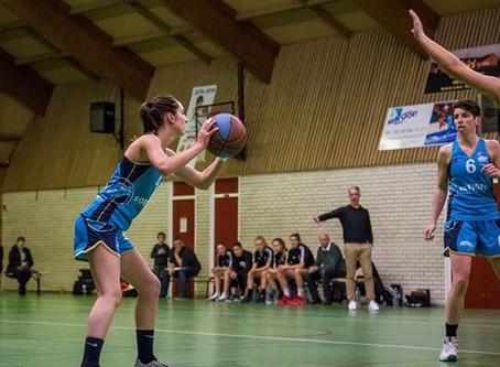 Basket NF2 :Ruaudin chutecontreMûrs.