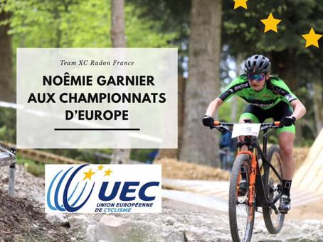Une ruaudinoise aux championnats d'Europe
