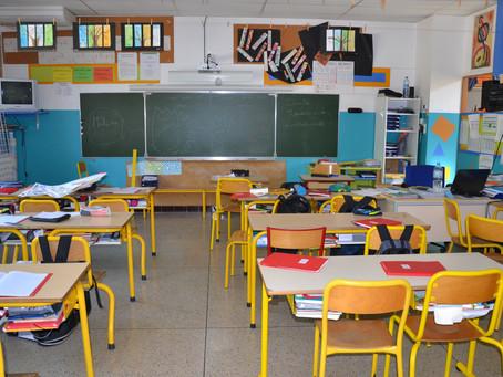 Carte scolaire 2019 : une fermeture de classe à Ruaudin.
