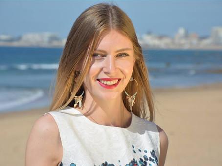 Lea Dormoy en lice pour Miss Pays de la Loire
