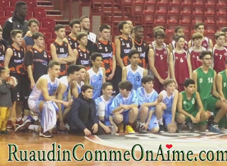 Des basketteurs ruaudinois à Antares