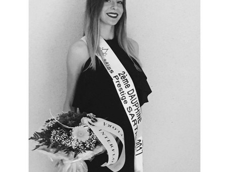 Miss Sarthe : une ruaudinoise candidate