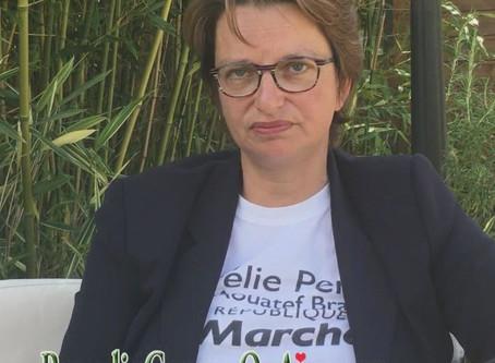 Interview Législatives 2017 : Aurélie Pérot En Marche
