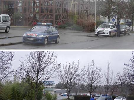 Family Village :Opération conjointe gendarmerie/Police