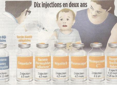 Vaccins à vous de choisir !!
