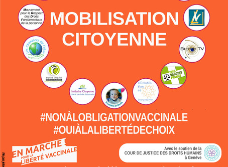 Mobilisation citoyenne au Mans samedi 14 octobre