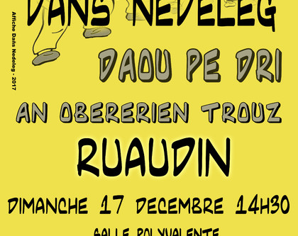 Danses folk et bretonnes à Ruaudin
