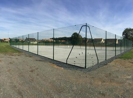 Futur terrains de tennis : Un recours administratif contre l'appel d'offre.