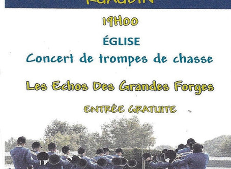 Concert à Ruaudin