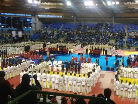 Judo : une ruaudinoise parmi les 16 meilleures françaises