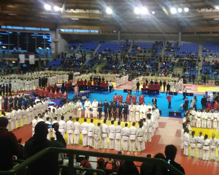 Coupe de France Judo minimes