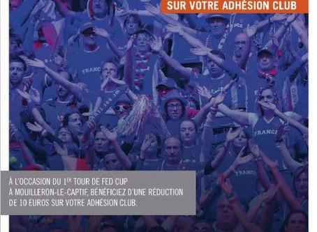 Tennis Club de Ruaudin : inscription à prix réduit