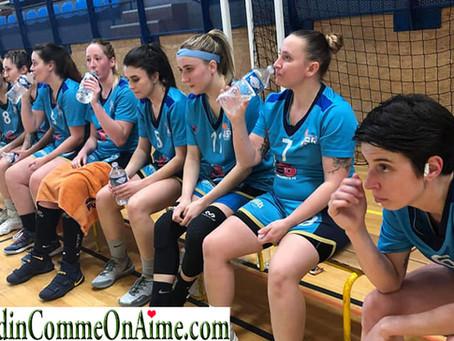 Basket Nationale 2 féminines : Ruaudin en N3 pour la saison prochaine