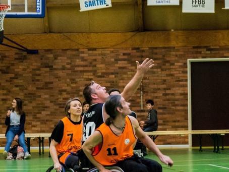 Basket : double show à Ruaudin