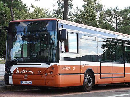Un nouvel abri bus Place Marcel Létang