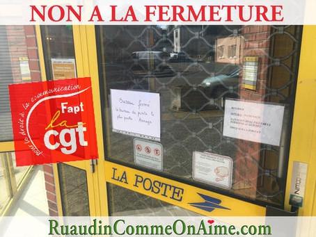 Communiqué du syndicat de la Poste