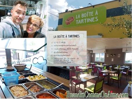 Nouveau restaurant sur Ruaudin