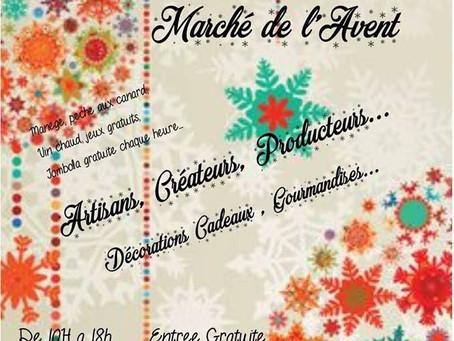 Ruaudin : le marché de Noël en images