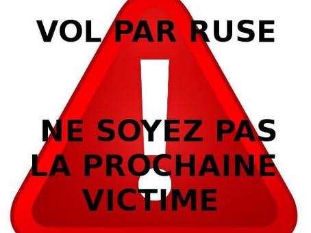 Attention faux gendarmes