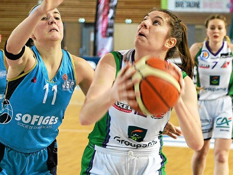 Basket :Une belle victoire pour Ruaudin pour les 40 ans du club.
