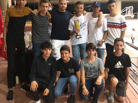 Jeunes basketteurs ruaudinois champions internationaux