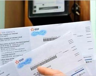 Arnaque changement de contrat d'électricité sur Ruaudin