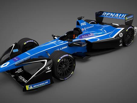 Formule E : une nouvelle voiture pour E-Dam's