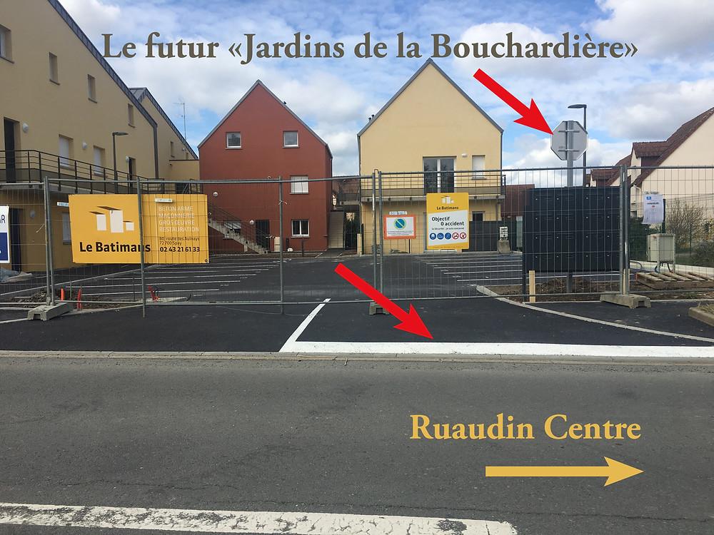 Jardins de la Bouchardière RUAUDIN